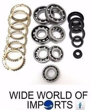 Transmission Rebuild Kit 92-On Acura S80 Y80 YS1 GS LS RS SSO Y80 S80  (BK390WS)