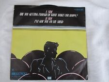 Hot Chocolate - Are You Getting enough of what makes you Happy - RAK LC 1750