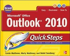 Microsoft Office Outlook 2010 QuickSteps-ExLibrary