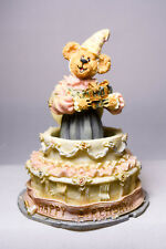 Boyds Bears: Gypsy Rose - Surprise! - Style # 228332 - Birthday Cake