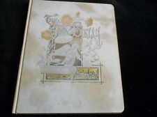Edgar A. Poe The Bells copyright 1881 first edition Porter and Coats