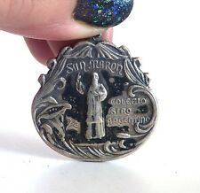VERY UNSUAL VINTAGE ST MARON MARONIST MEDAL. VISIT MY MEDALS COLLECTION
