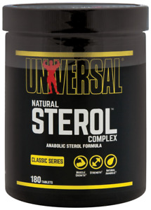 Natural Sterol Complex, 180 Tablets