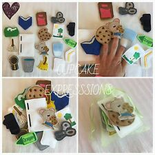 If You Give A Mouse A Cookie - Finger Puppet Set - 17pcs -Book NOT Included