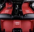 Floor Mats For Audi A1 A3 A4 A5 A6 A7 A8 Q3 Q5 Q7 S3 S4 S5 S6 S7 S8 R8 Tt Sq5