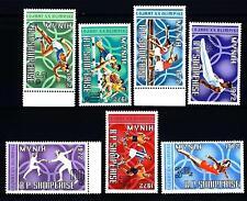 ALBANIA - 1971 - Monaco di Baviera 1972. Giochi olimpici estivi (1)