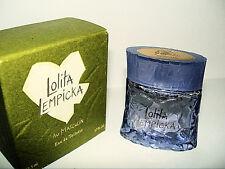 Mignon °*✿ LOLITA LEMPICKA  AU MASCULIN ✿*° edt  5ml mini perfume miniatur 2000