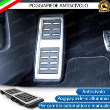 POGGIAPIEDI PER PEDALIERA VW GOLF 7, T-ROC, TOURAN 5T, PASSAT B8, TIGUAN 2