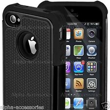 Shock Proof Builders Defender Rugged Case Cover For Apple iPhone 8 7 6s 5 SE XS