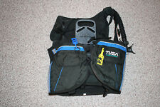 TUSA Liberator SCUBA BCD Buoyancy Vest Jacket Compensator Size Medium