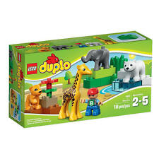 Duplo Animals & Zoo LEGO Complete Sets & Packs