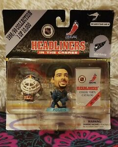 1998 Headliners In The Crease - Kolzig - Capitals - NHL - New With Package Wear!
