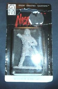 Grim Reaper Miniatures - 25MM - NASTEEZ - KROM MUMMY LORD - 1153 D&D PATHFINDER