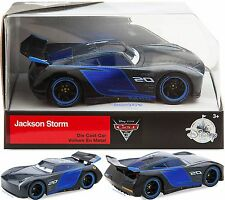 Disney Store Jackson Storm 1:43 Die Cast Car ~Disney-Pixar Cars 3~ Free USA Ship