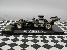 VANQUISH LOTUS 72D   #5  JOHN PLAYER  BLACK   1:32 SLOT USED NEAR MINT BOXED