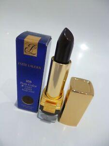 Estee Lauder Pure Color Crystal Lipstick 358 Wild Grape 3.8g NEW