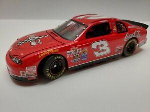 Dale Earnhardt Sr #3 Coca-Cola 1998 Monte Carlo Revell 1:18 scale  NASCAR