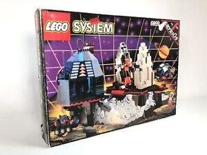 Lego System Vintage Space Spyrius Lunar Launch Site 6959 (1994) Pre-Owned
