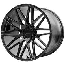 "20"" Inch Verde VFF01 Flow Form 20X10.5 5x108 +45mm Gloss Black Wheel Rim"