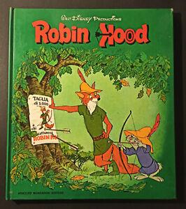 "WALT DISNEY PRODUCTIONS ""ROBIN HOOD"" 1974"