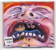 Fischer Z Maxi-CD Caruso / Count To Ten - Dutch 2-track
