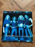 "So Plush - Things I Heard Before 12"" Vinyl Single Demonstration Copy Free UK P&P"