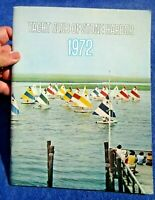 1972 YACHT CLUB OF STONE HARBOR, NJ  - Vintage Photos, Races, Festival of Lights