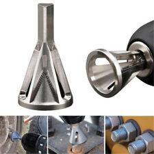 Deburring Gadgets Bit Chamfer Drill External Remove Burr Countersink Steel one