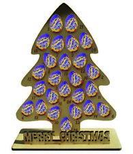 Personalizado Calendario de Adviento crema de huevo Árbol De Navidad