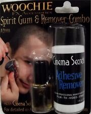 Woochie Spirit Gum and Remover Combo Pack, Cinema Secrets, AD001