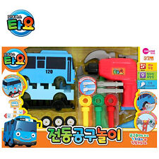 Tayo Little Bus Electric Tools Play Set