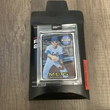 Topps PROJECT 2020 Nolan Ryan 1969 by Joshua Vides Card #87 Mets