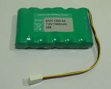 Varta 7.2 V Micro Battery Pack 6/VH1300 -- 1340 mAh -- 700056 ni-mh Recargable