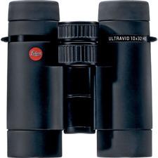 A - Leica Ultravid 10x32 HD Black Premium Binoculars