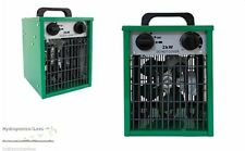 2kw Electric Greenhouse Heater Lighthouse 1kw 2kw Modes Hydroponics Grow Tents