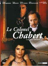 DVD *** LE COLONEL CHABERT *** avec G.Depardieu, F.Ardant, F.Lucchini, ...