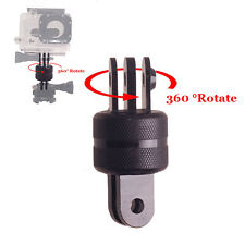 360° Rotating Base Bracket Mount Adapter For Gopro 3 3+ 4 5 Camera Accessory