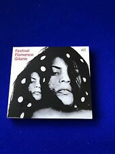 NEW Festival Flamenco Gitano & Da Capo  Jazz ACT CD Promo Copy