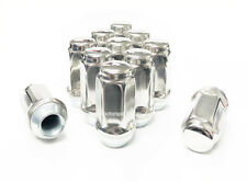"""20x STAINLESS STEEL LUG NUTS 1/2-20 OEM FACTORY 2.36"""" EXTRA LONG FORD JEEP DODGE"""