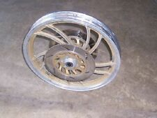 1983 yamaha xj750 midnight maxim xj 750 front mag wheel rim gold 650
