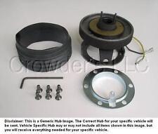 Nardi-Personal Steering Wheel Hub Adapter Mercedes Part # 4370.94.2806
