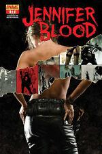 JENNIFER BLOOD #17 VF/NM DYNAMITE GARTH ENNIS TIM BRADSTREET COVER