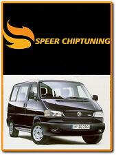 Echtes Chiptuning für alle VW T4 Multivan LT 2.5 TDI (Tuningchip, OBD-Tuning)