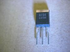 2sb734 to-92 PNP Transistor in silicio 1 PEZZI om0128