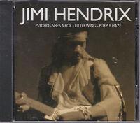 CD 12T JIMI HENDRIX BEST OF 2006 (feat JIM MORRISON) TBE