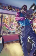 Image Comics Crossover #1 Comic Book [Ben Harvey ToyWiz Cover]