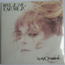 "MYLENE FARMER CD SINGLE PICTURE ""INNAMORAMENTO"" - NEUF"