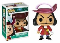 Funko pop captain hook capitan garfio dibujos figure tv television film movies