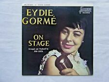 Eydie Gorme On Stage 1959 Jasmine JAS-1509 Orig. U.K. Import A-2/B-1 Pressing NM