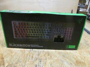 Razer BlackWidow Mechanical Gaming Keyboard RGB Green ( LOT A157)